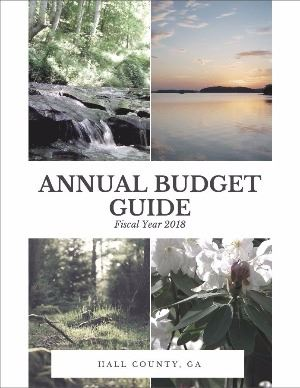 UntitledFY 2018 Budget Book cover