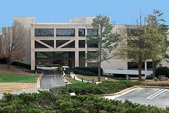 New Hall County Government Center
