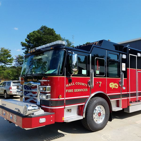 The new truck will be similar to the one recently implemented at Station 7.