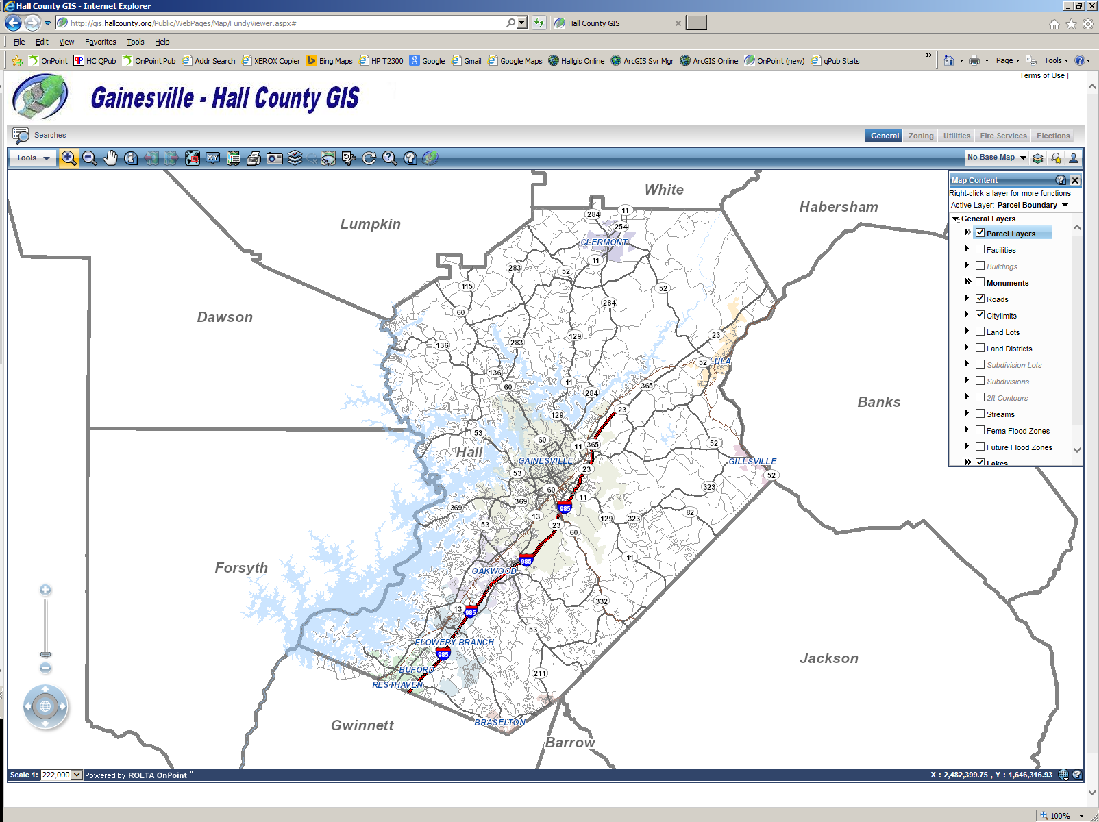 GIS Division | Hall County, GA - Official Website on plot map, nevada map, metes and bounds map, district map, survey map, property map, line map, yuba city map, point map,