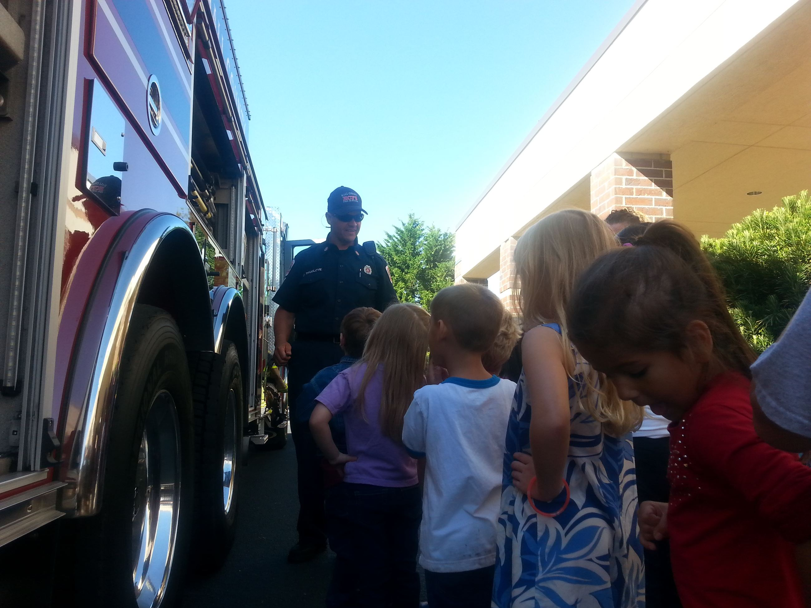 Station 16 (B-shift) at Mount Vernon Elementary