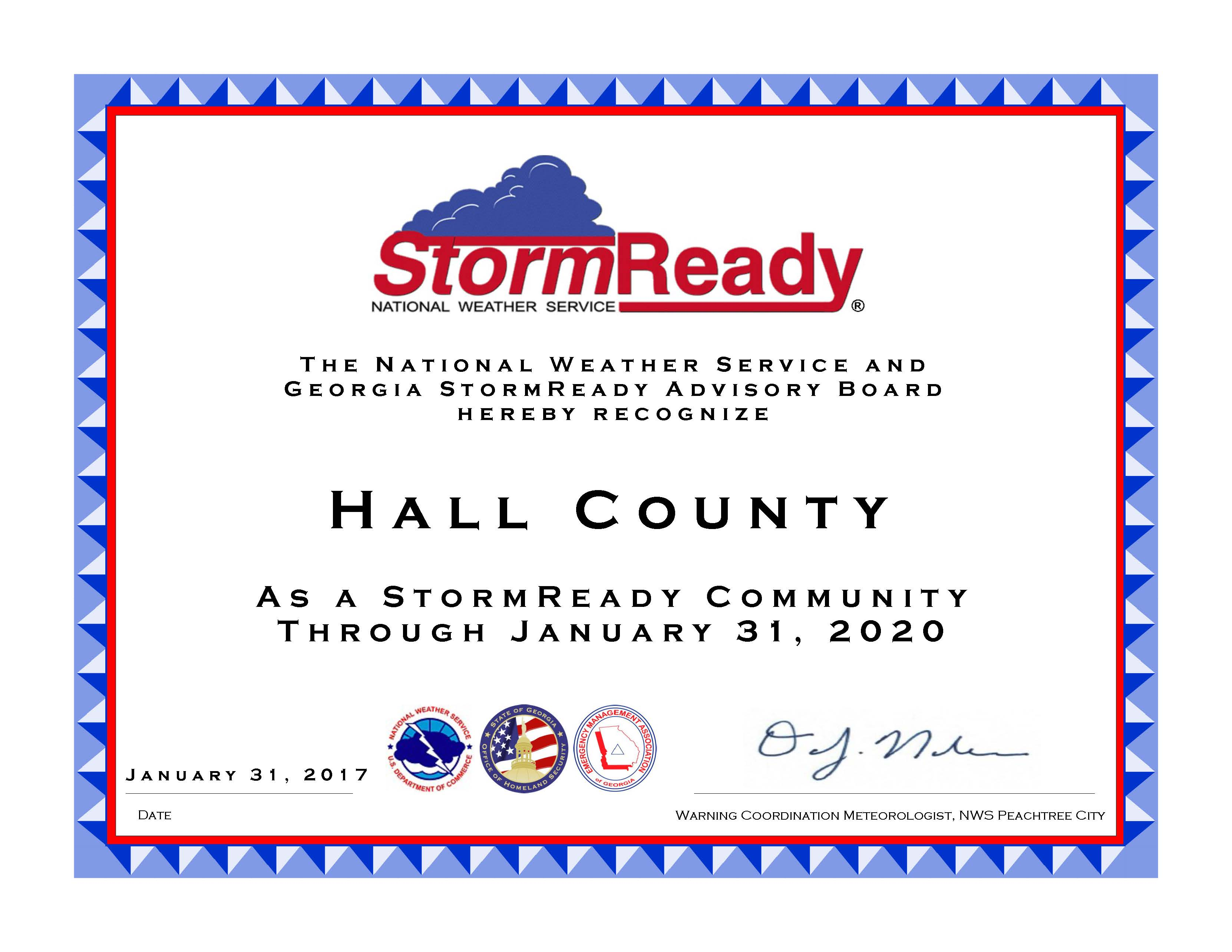 Hall County, GA - Official Website